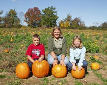 Whittier Fruit Farm Pumpkins